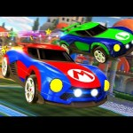 Rocket League on Switch Is Incredibly Smooth – PAX 2017