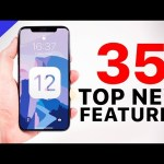 iOS 12 – TOP 35 BEST NEW Features!