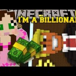 Minecraft: I'M A BILLIONAIRE!!!! – SURGEON SIMULATOR – Mini-Game [5]
