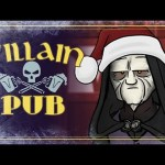 Villain Pub – 12 Days of Christmas