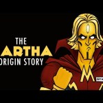 Justice League HISHE – The Martha Origin Story