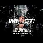 Austin Aries vs Eddie Edwards for the IMPACT World Championship THIS THURSDAY on IMPACT! 8pm ET