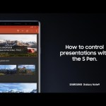 Galaxy Note9: How to control presentations with the S Pen