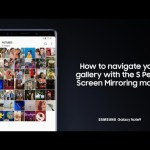 Galaxy Note9: How to navigate your gallery with the S Pen in Screen Mirroring mode