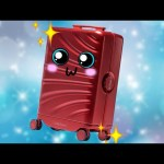 This Robot Suitcase Will Follow You Like a Puppy – CES 2019