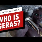 Mortal Kombat 11: Ed Boon Interview – Who are Geras and Kronika?