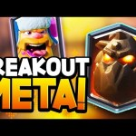 This Deck is TAKING OVER Clash Royale! (SHOCKER – It Doesn't Use Freeze!)