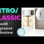 L'Homme by Yves Saint Laurent Fragrance Re-Review (2006) | Retro Series
