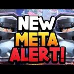 MEGA KNIGHT + PRINCE = NEW POWER COMBO!