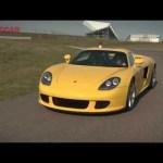 Porsche Carrera GT – hero cars by www.autocar.co.uk