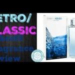 L'Eau Par Kenzo Pour Homme by Kenzo Fragrance Review (1999) | Retro Series
