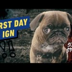 Puppy's First Day At IGN
