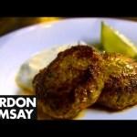 Lamb Shami Kebab  – Gordon Ramsay