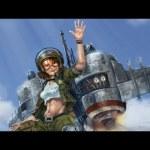 Jetpack Girl – Speed Painting (#Photoshop) | CreativeStation
