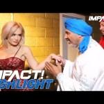 Scarlett Bordeaux is Serenaded by Gama Singh | IMPACT! Highlights Nov 1, 2018