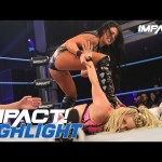 Tessa Blanchard vs Taya Valkyrie: Knockouts Championship | IMPACT! Highlights Nov 1, 2018