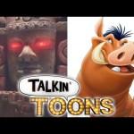 Dee Bradley Baker Mashes up Lion King & Legends of the Hidden Temple! (Talkin' Toons w/ Rob Paulsen)