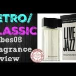 Live Jazz for Men by Yves Saint Laurent Fragrance Review (1998) | Retro Series