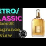 Tom Ford For Men by Tom Ford Fragrance Review (2007) | Retro Series