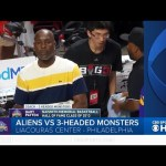 BIG3 Highlight – 3 Headed Monsters vs. Aliens