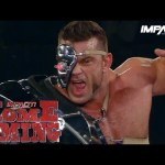 Brian Cage's EPIC Special Terminator-Style Entrance! | IMPACT Wrestling Homecoming Highlights