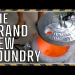 Building The ULTIMATE Backyard Foundry