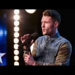 Golden boy Calum Scott hits the right note | Audition Week 1 | Britain's Got Talent 2015