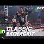 AJ's INSANE Styles Clash in Ultimate X Match (No Surrender 2006) | Classic IMPACT Wrestling Moments