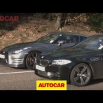 BMW M5 vs Nissan GT-R – www.autocar.co.uk