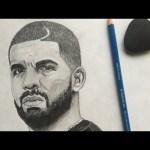 Drake (Portrait) – Speed Painting   CreativeStation