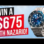 Win A $675 NTH Nazario – Review & Giveaway!