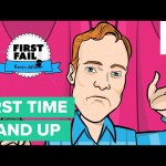Kevin Allison Froze Up On Stage | First Fails