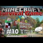 [Fir4sGamer] Plays Survival Games #10 – لعبة البقاء – مع مود الشادرز