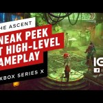 The Ascent: 5 Minutes of High-Level Gameplay (Next-Gen) – IGN First