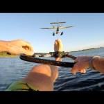 GoPro: Airplane Waterskiing