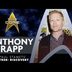 """INTERVIEW: Anthony Rapp of """"Star Trek: Discovery"""""""