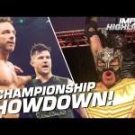 Lucha Bros vs Eli Drake & Eddie Edwards: Tag Team Championships | IMPACT! Highlights Apr 19, 2019