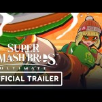 Super Smash Bros. Ultimate – Min Min Official Trailer