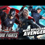 What Avengers Actor Is the Most Replaceable? – MOVIE FIGHTS!!