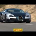 Bugatti Veyron Super Sport driven by autocar.co.uk