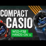 Casio ProTrek F30 Hands-On: A Smartwatch For The Great Outdoors