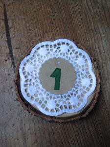 numerador de mesa
