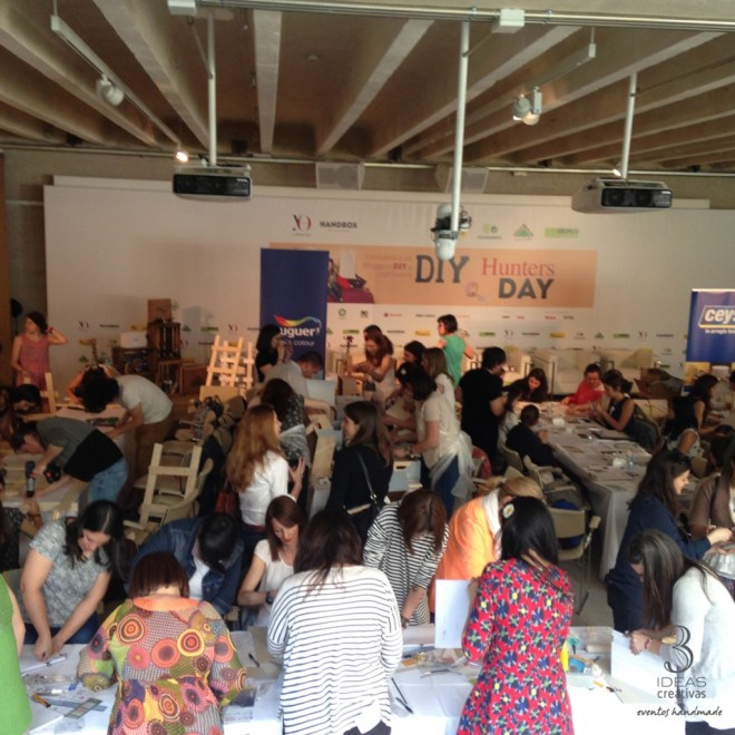 talleres diy hunters day