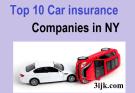 Top 10 car insurance companies in ny