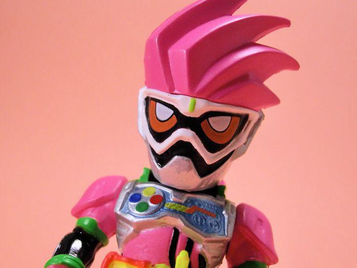 コンバージ仮面ライダー7・仮面ライダーエグゼイド・アクションゲーマーレベル2