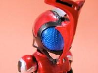 コンバージ仮面ライダー10・仮面ライダーカブト・ライダーフォーム