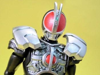 SHODO-X仮面ライダー2・仮面ライダーファイズ アクセルフォーム