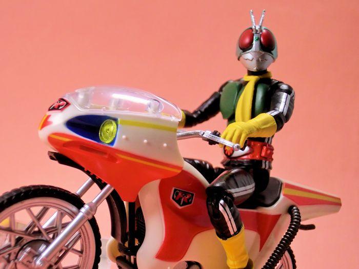 SHODO-X仮面ライダー3・にせ新サイクロン号