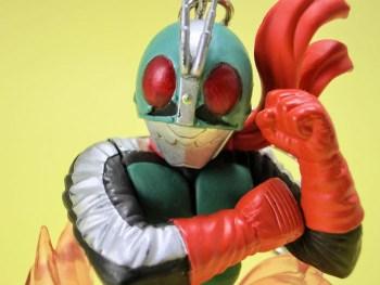 エフェクトキーホルダー・仮面ライダー新2号