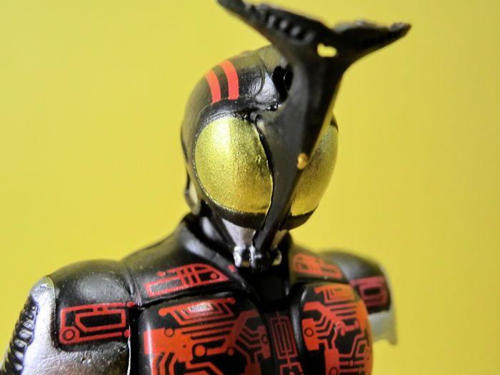 SHODO-O 仮面ライダー4・仮面ライダーダークカブト・ライダーフォーム